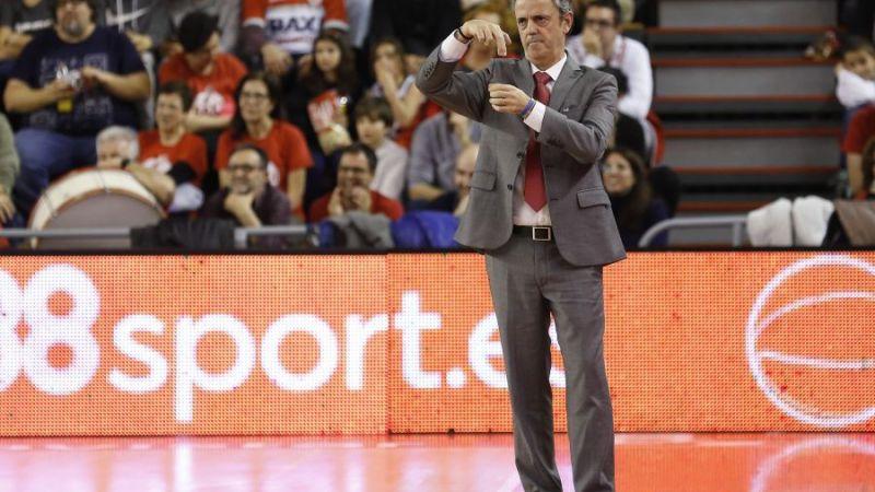 Fisac se desvincula del Basket Zaragoza porque quiere entrenar al Gran Canaria-Claret