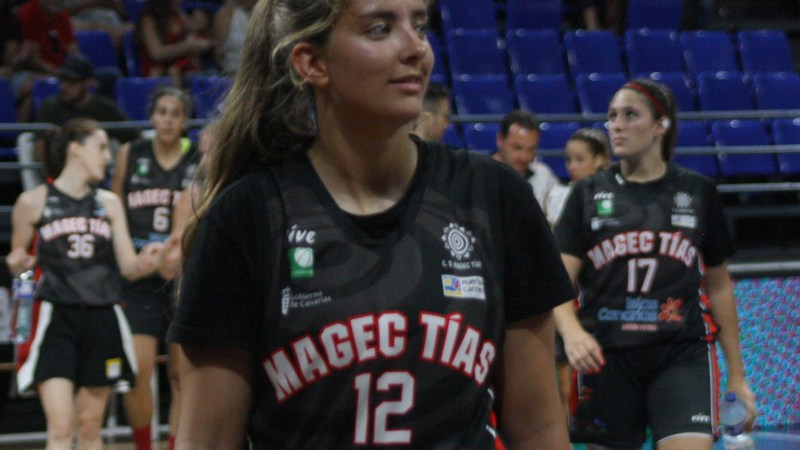 Carolina Mateo cumplirá su tercera temporada en el Magec Tías Lanzarote