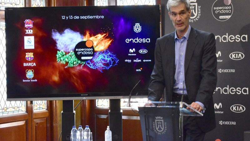 Antonio Martín es renovado como presidente de la ACB hasta 2025