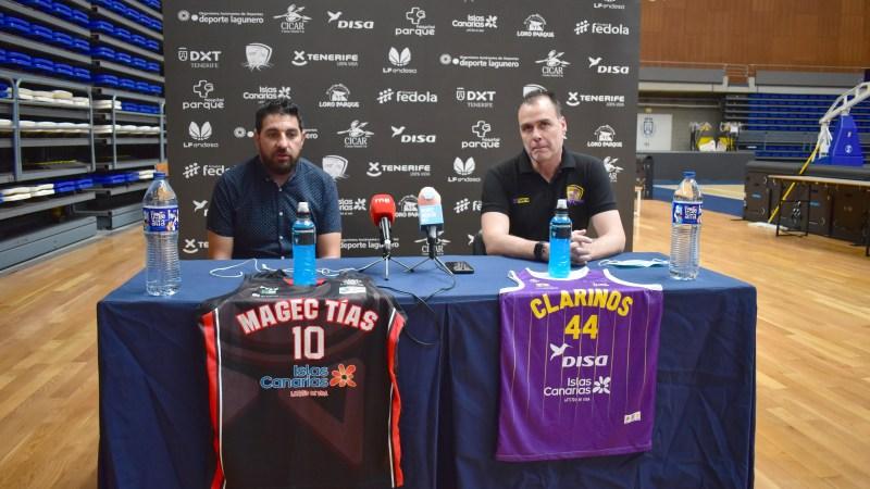 [VÍDEO] Cuatro jugadoras U22 del Clarinos jugarán en Liga Femenina 2 con Magec Tías