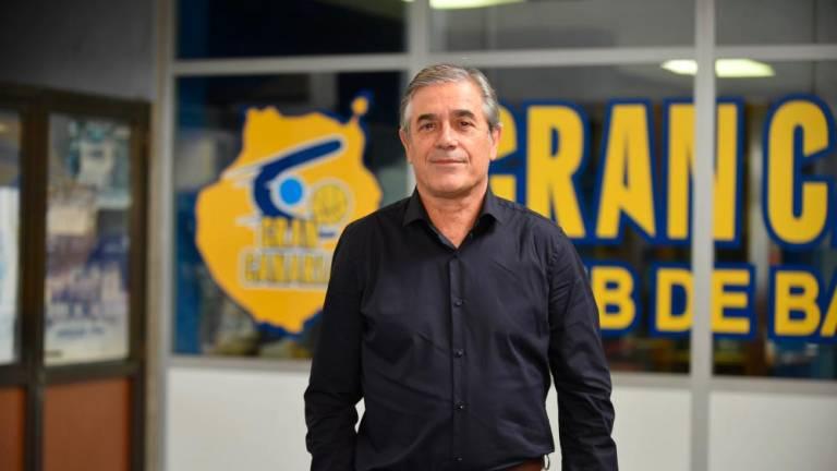 Berdi Pérez deja de ser el director deportivo del Gran Canaria-Claret