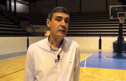 Pocho Jerez, director técnico del Real Club Náutico de Tenerife