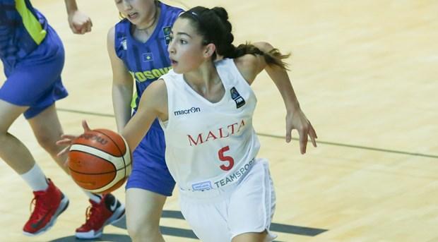 Mikaela Riolo, base maltesa para el Magec Tías de Liga Femenina 2