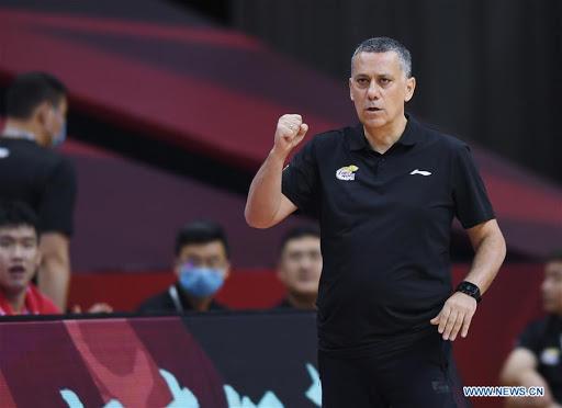 Alejandro Martínez será entrenador del Leopards chino hasta final de temporada