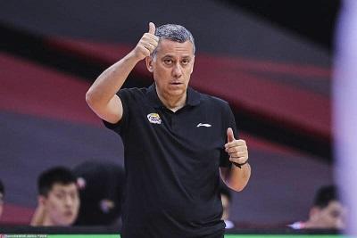 Alejandro Martínez hace un balance más que positivo de su temporada en China