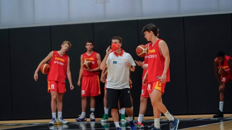 Los aurinegros de las U15 y U16 de España, concentrados en Valencia