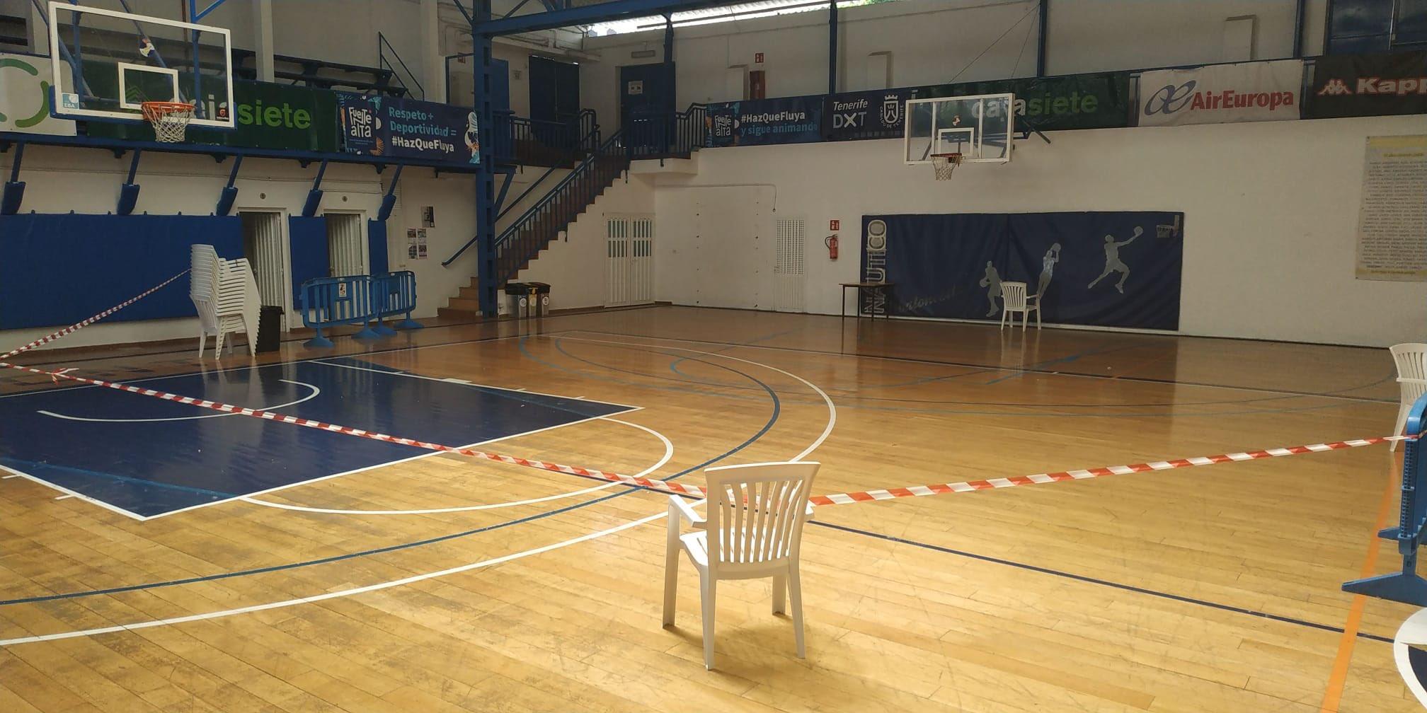 Las obras de la cancha del Náutico avanzan a buen ritmo, pero su equipo EBA seguirá entrenando en el Paco Álvarez