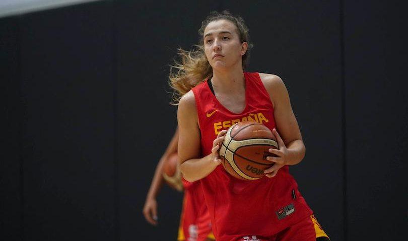 Elena Buenavida y Carla Brito jugarán el Europeo 3×3 U17