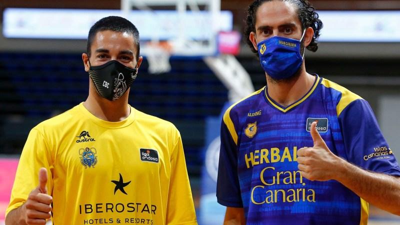 Cantera Base 1939 Canarias y Gran Canaria-Claret piden responsabilidad: «Ponte la mascarilla»