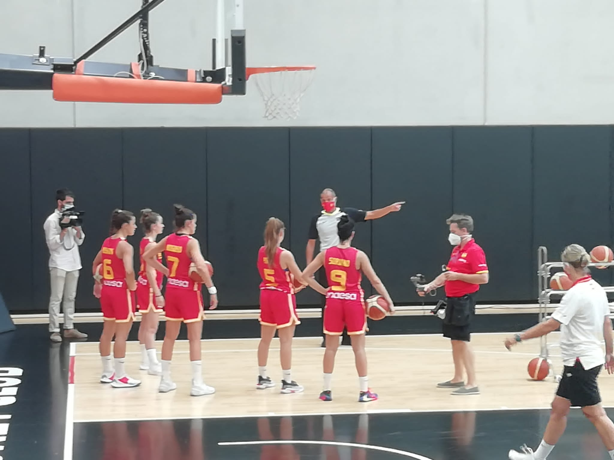 [VÍDEO] La U17 Femenina no jugará la final del FIBA Skills Challenge