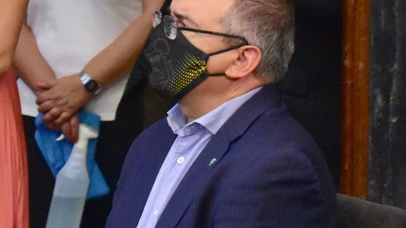 Hernández: «Lo de Shermadini fue un shock bastante duro»