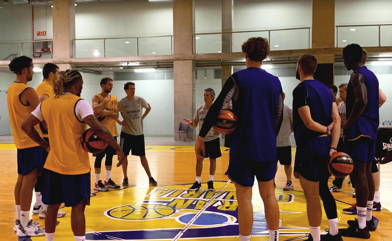 El Gran Canaria-Claret, con problemas para desplazarse en Eurocup
