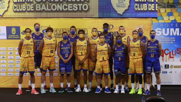 Gran Canaria-Claret comenzará la ACB en casa ante Bilbao