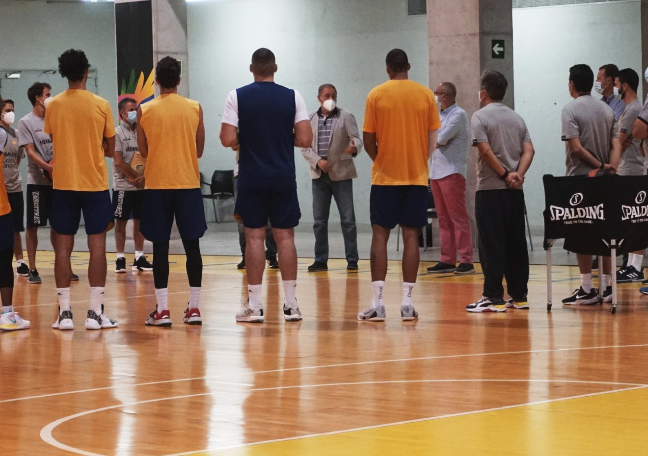 El Gran Canaria-Claret también jugará en Madrid ante el Fuenlabrada