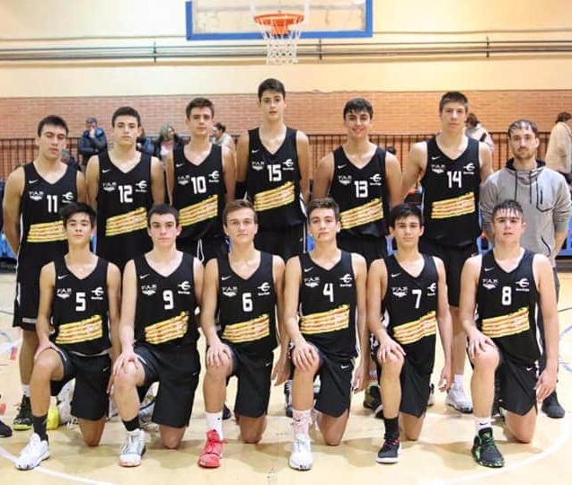 El hijo de una tinerfeña leyenda del voleibol, en la U15 de España