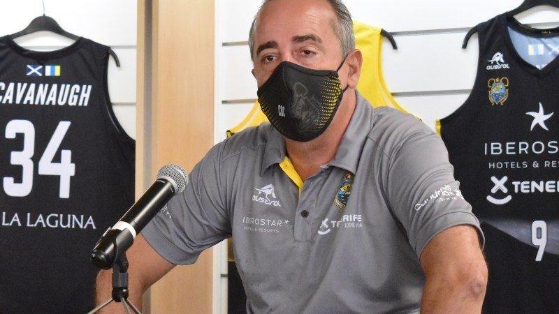 Vidorreta advierte que Oostende «es un equipo de primer nivel y muy peligroso»
