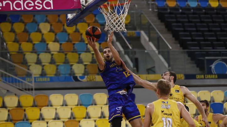 Kljajić renueva con Gran Canaria-Claret hasta 2025 y se marcha cedido a Bilbao