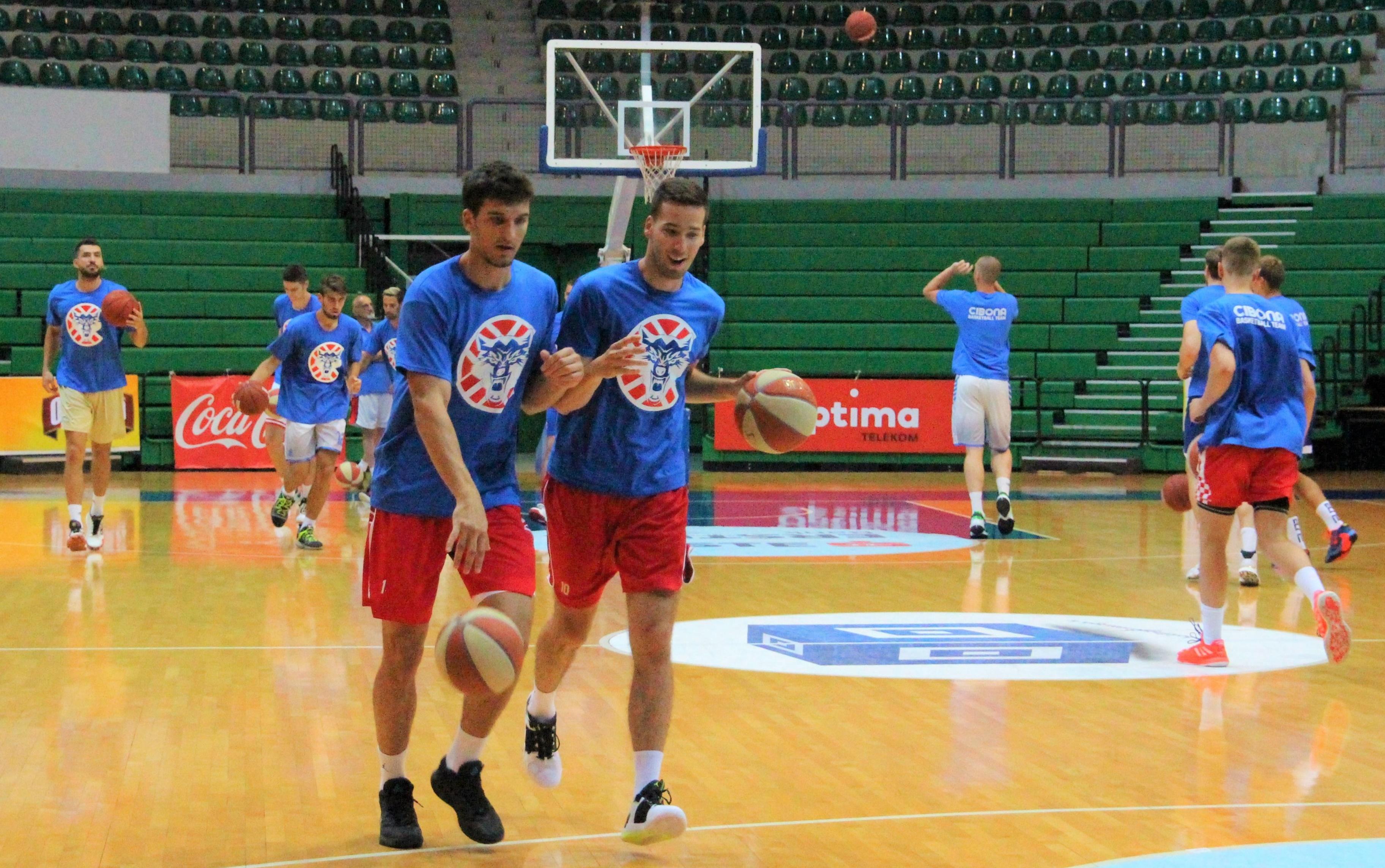 Catorce positivos en la Cibona de Zagreb