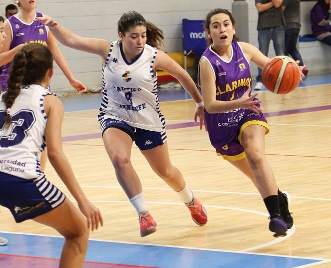Olano: «Será un reto jugar en Liga Femenina 2»