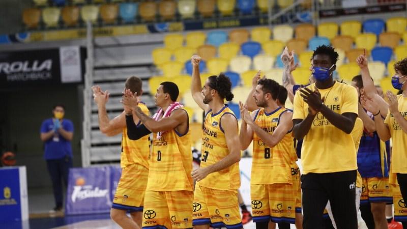 [VÍDEO] Así fue el triunfo amarillo en el debut en la Liga ACB 20/21