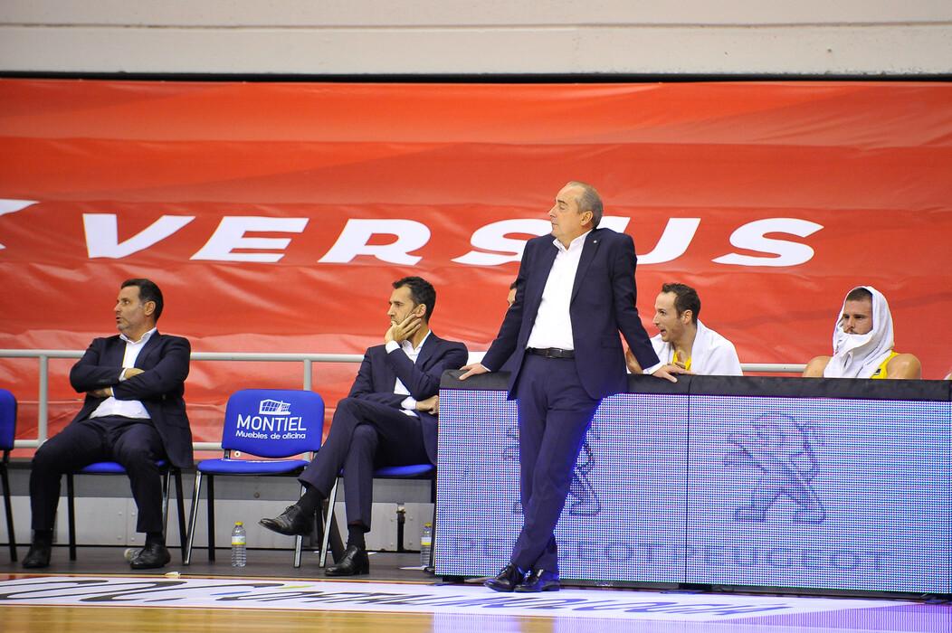 Vidorreta reconoce que «lo normal es que hubiera ganado Murcia»