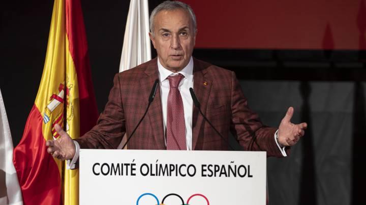 El COE debate con las federaciones deportivas el protocolo para la vuelta a la competición