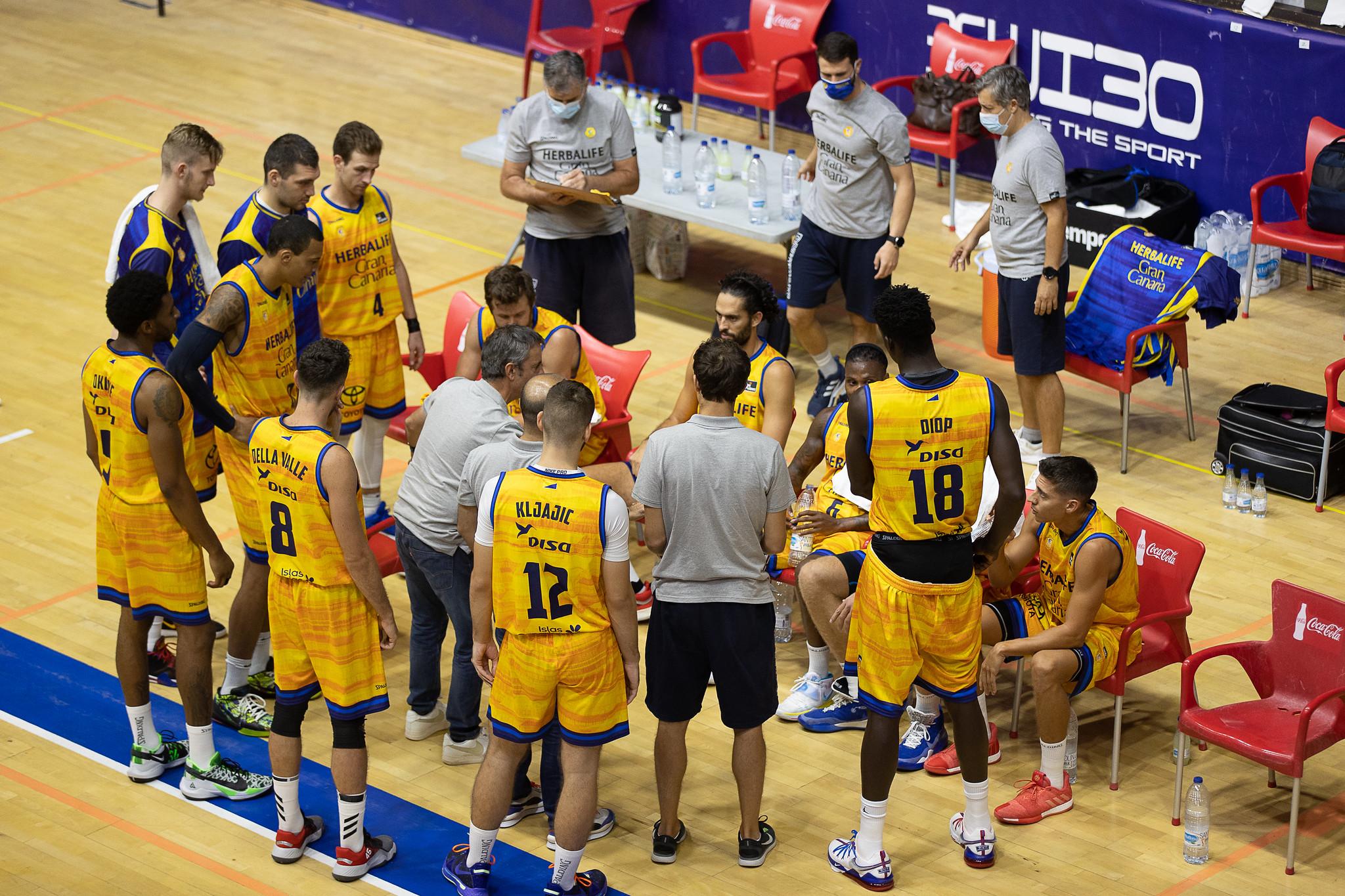 Gran Canaria-Claret comienza este miércoles la EuroCup visitando al Promitheas Patras
