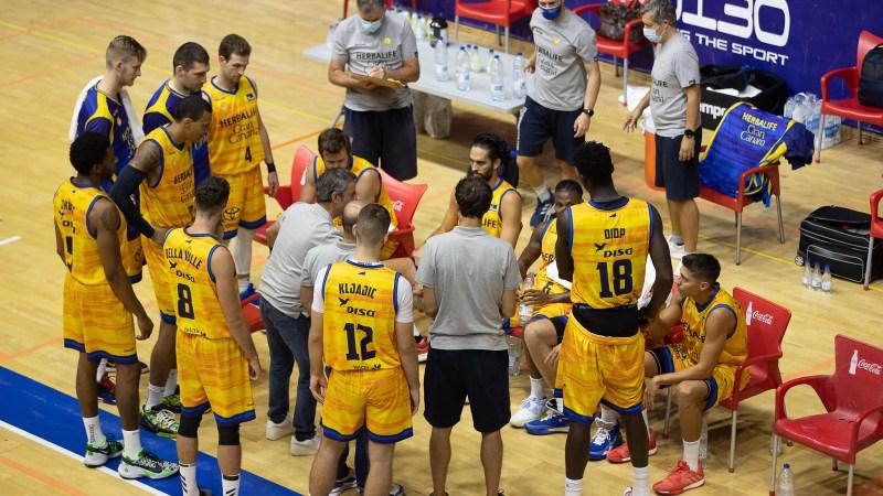 El COVID-19 aplaza el partido de EuroCup del Gran Canaria-Claret ante Trento