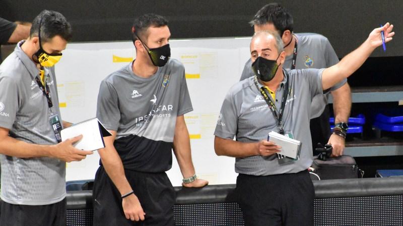 Vidorreta: «Las opciones de sorprender a los rivales de la Supercopa son menores sin público»