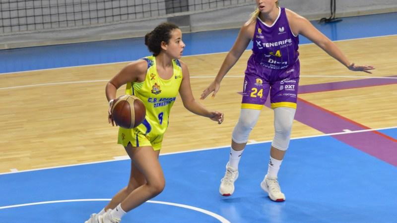 Adareva – Magec Tías se aplaza sin fecha al suspender la FEB la primera jornada en Liga Femenina 2