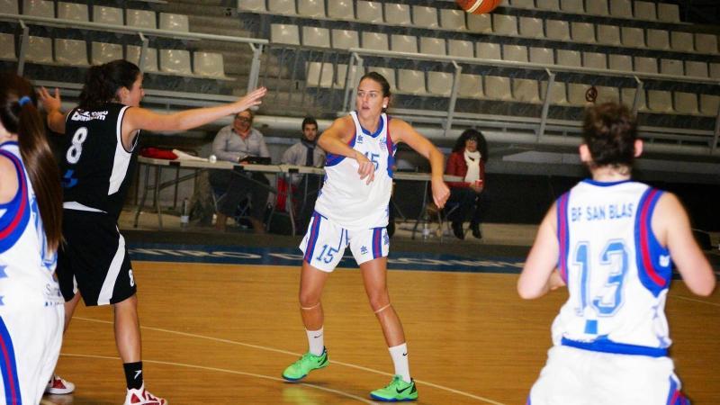 Marta Navarro regresa a la Isla y jugará en el Tenerife Central