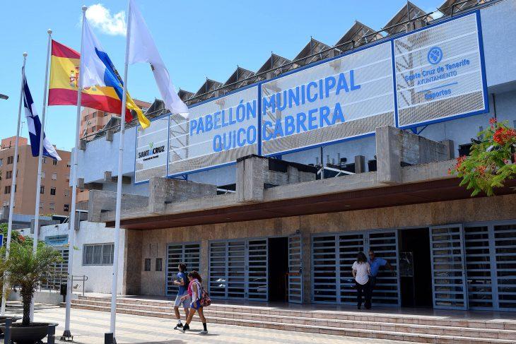 Las oficinas del área de Deportes de Santa Cruz de Tenerife vuelven al pabellón Quico Cabrera
