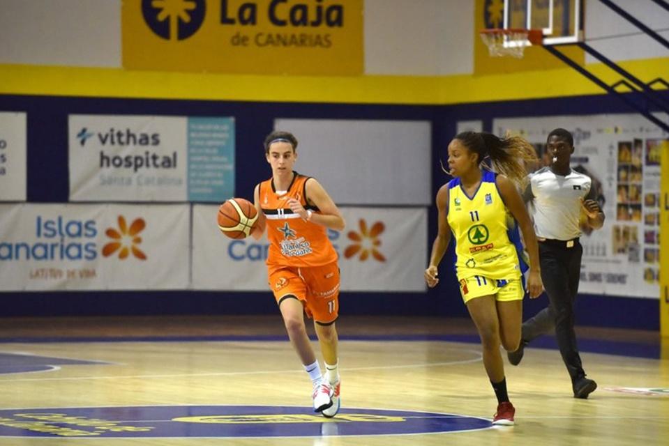 La grancanaria Sara Alemán jugará en Granada