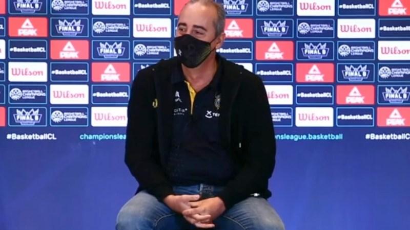 Vidorreta: «Estamos aquí para tratar de ganar al Zaragoza, no miramos más allá»