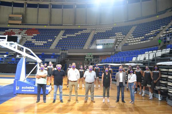 El Clarinos presentó su proyecto del primer equipo a varias instituciones