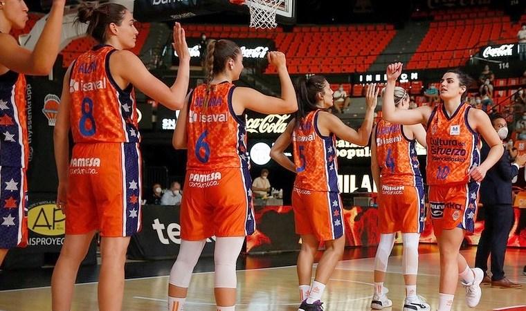 Insuficiente aportación de Leticia Romero al triunfo de Valencia Basket