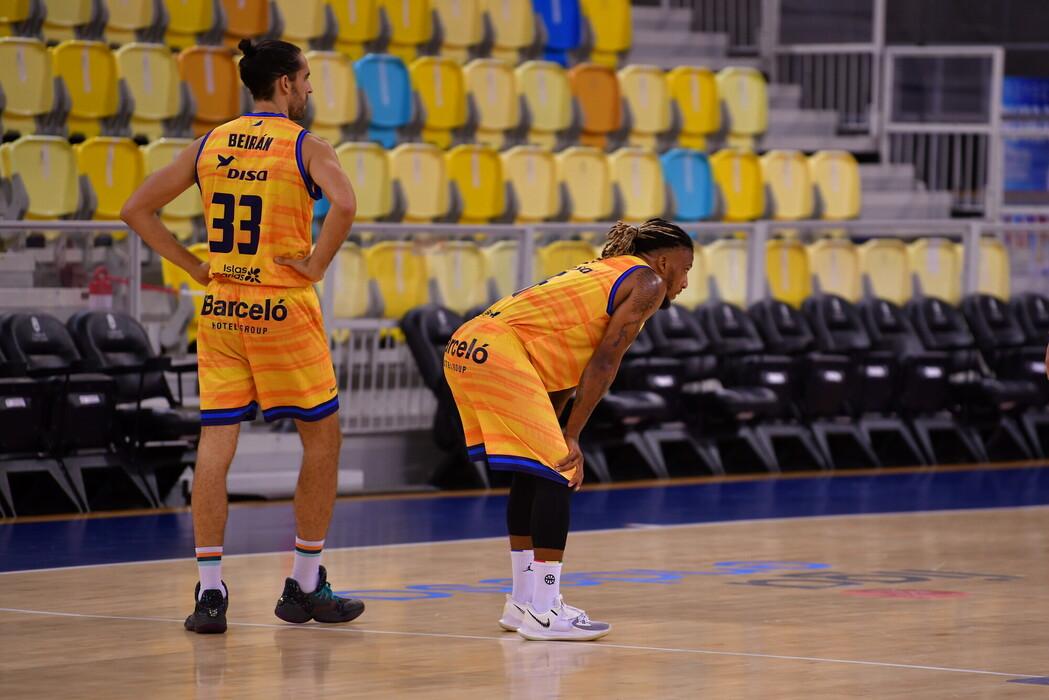 [VÍDEO] Así fue la sexta derrota consecutiva del Gran Canaria-Claret
