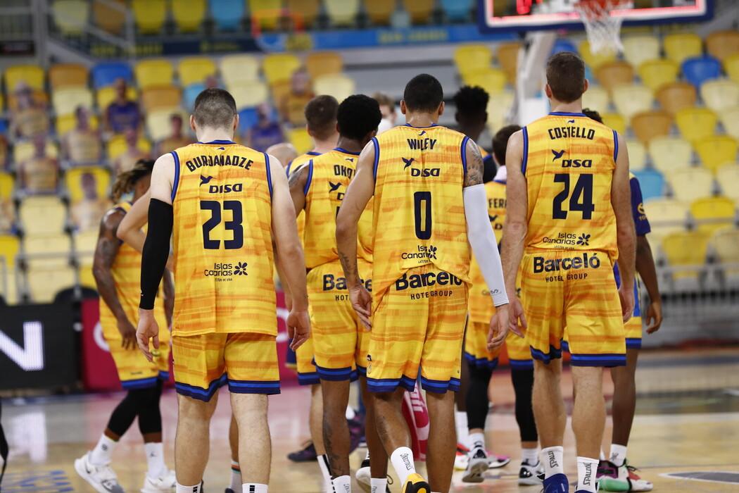 Las pruebas realizadas por el Gran Canaria-Claret para jugar en Tenerife fueron todas negativas