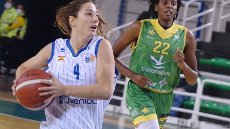 Leonor Rodríguez seguirá toda la temporada en Avenida