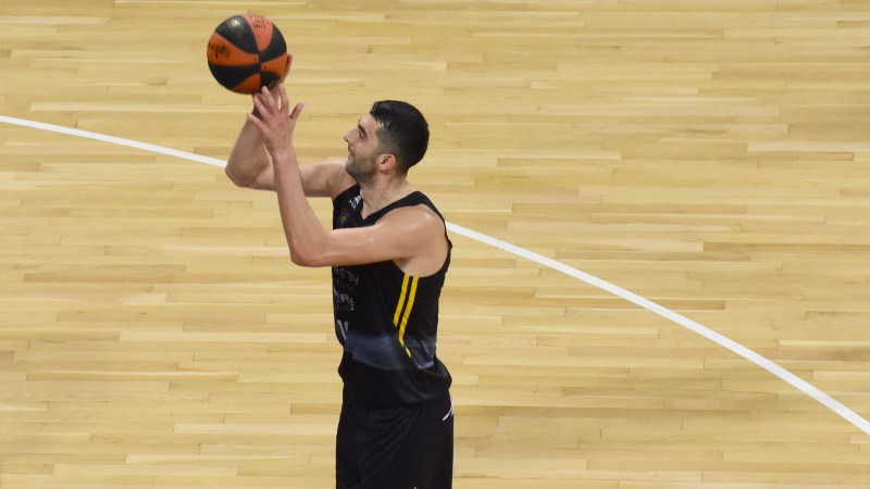 Shermadini, mejor jugador de la quinta jornada de ACB