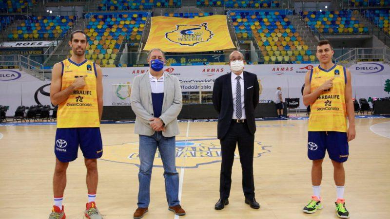 Gran Canaria-Claret incorpora el 'Proyecto Suma' al programa 'One Team Euroleague'