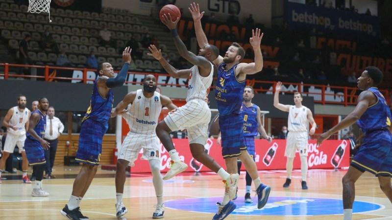 [VÍDEO] Así fue el triunfo del Gran Canaria-Claret en su estreno en la EuroCup