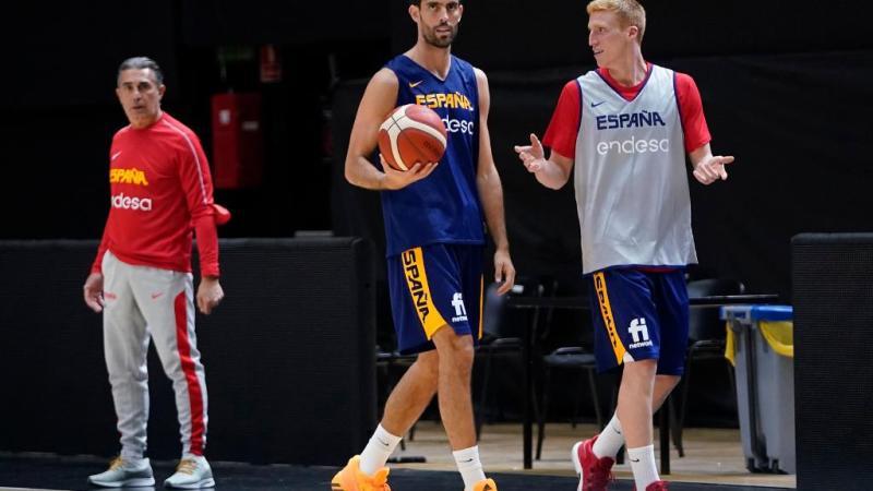 Beirán, entre los doce inscritos para el España-Israel de este sábado