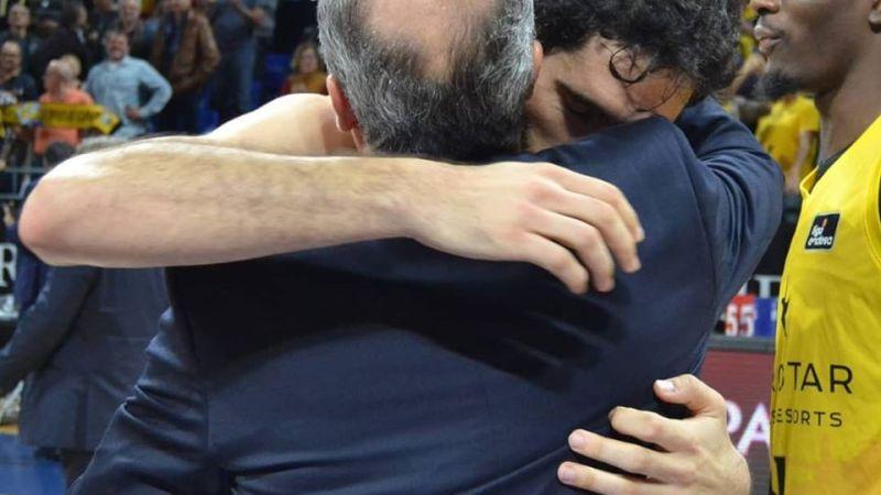 Vidorreta, sorprendido con que Javier Beirán esté apartado en el Gran Canaria-Claret