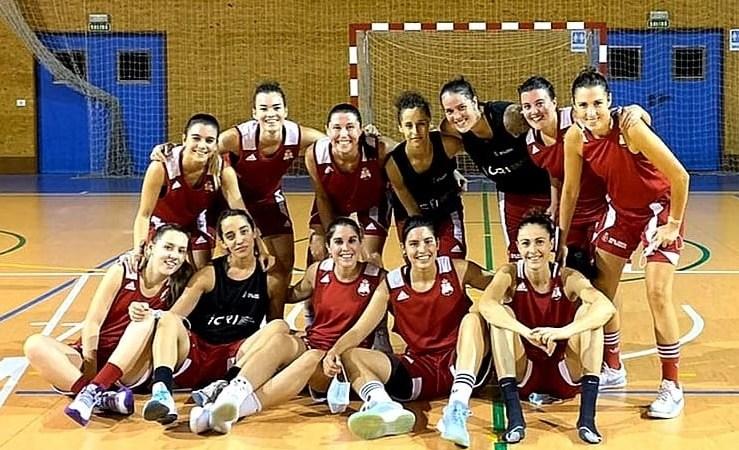 La Salle-Real Unión domina de forma incontestable la Primera Femenina