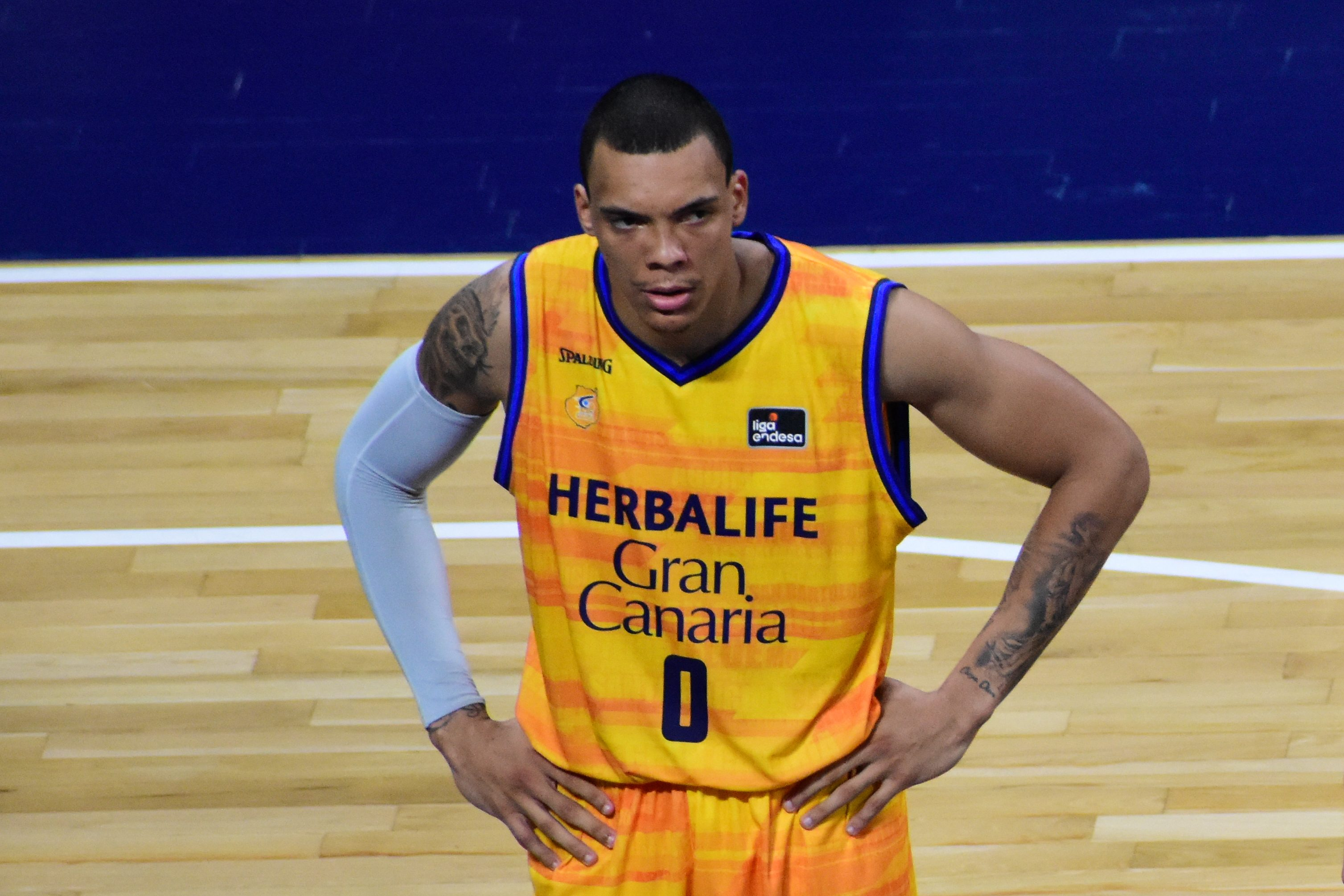 Gran Canaria-Claret cede a Jacob Wiley al Basket Zaragoza hasta final de temporada