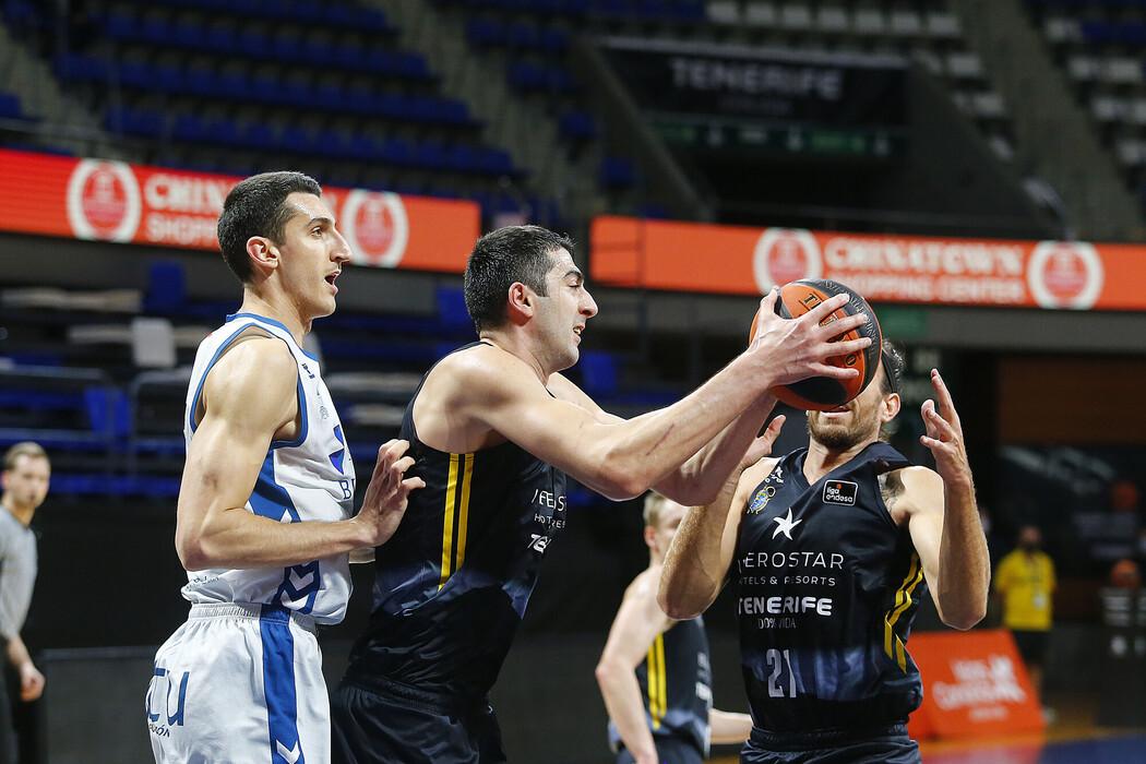 Shermadini, 'MVP' de la decimocuarta jornada de ACB