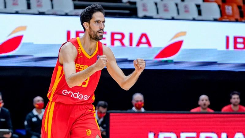 Beirán participa en la clasificación de España para el Eurobasket 2022 tras apalizar a Rumanía