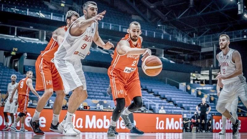 Victoria para Shermadini y derrota para Salin, en el segundo partido de la 'ventana' FIBA