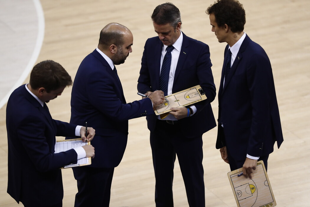 García, sobre el Top16 de la Eurocup: «Es muy corta; son tres eliminatorias»